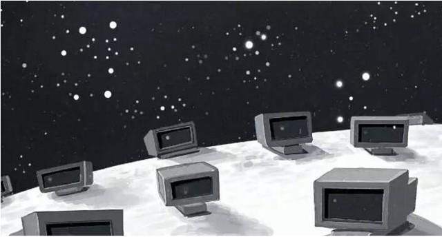 没想到 人类会拥有一款领先星际的显示器