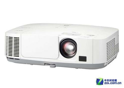 总代理推荐NEC多媒体P401W+宽屏投影仪