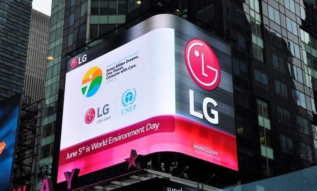 LG第二季度财报发布 智能机出货1390万台