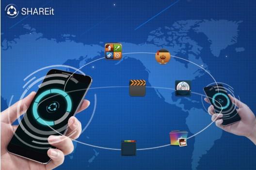 超6亿全球用户,海量数据留存,茄子快传成全球内容分发新渠道