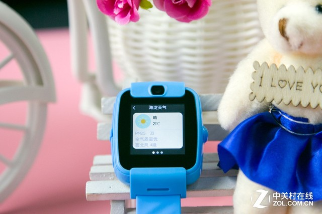 学习不分心 搜狗糖猫Color儿童手表评测