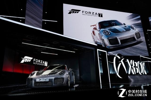 《极限竞速7》终极版 已于9月29日上市