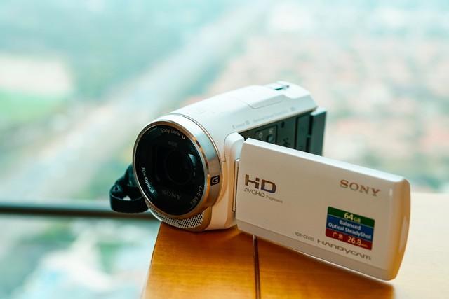 五一出行神器索尼Handycam记录欢乐点滴