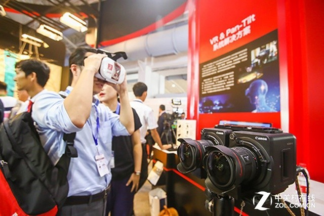 BIRTV2017:佳能打造3D/4K投影机系统