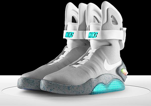 懒癌福音 耐克自动系鞋带球鞋明年问世