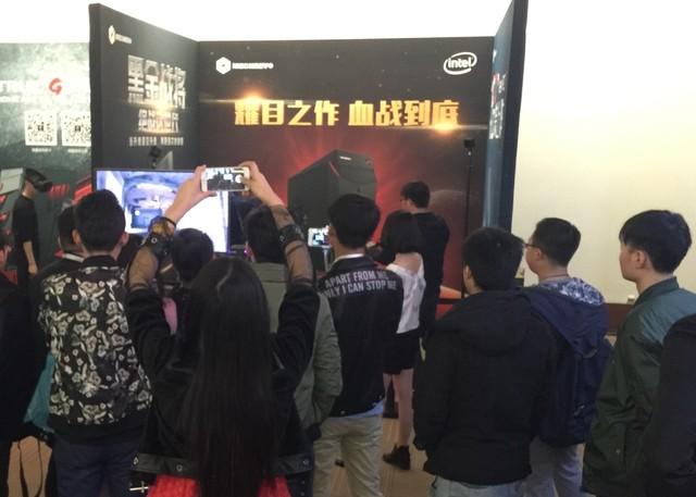 机械革命NX7闪耀全场!首届VR电竞赛成功举办