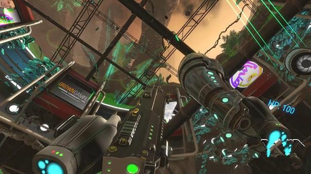 射击能这么玩  VR游戏《拆卸》30日上线