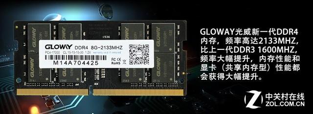光威DDR4本条