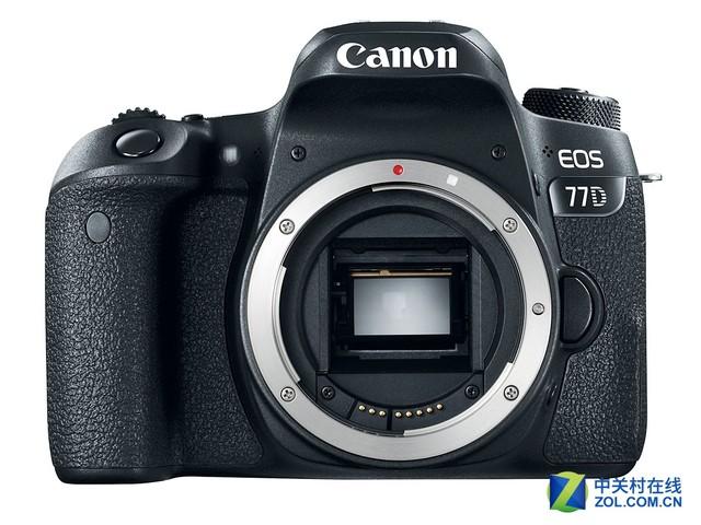 迷你80D 佳能正式发布EOS 77D单反相机(全文)