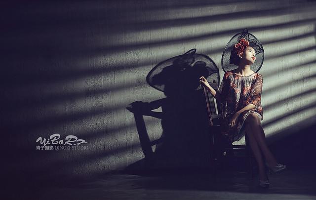 光影、构图、模特 人像摄影论坛作品精选