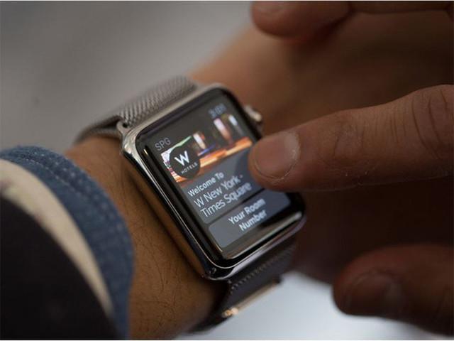 苹果为了对抗三星 在手表上做了新的尝试