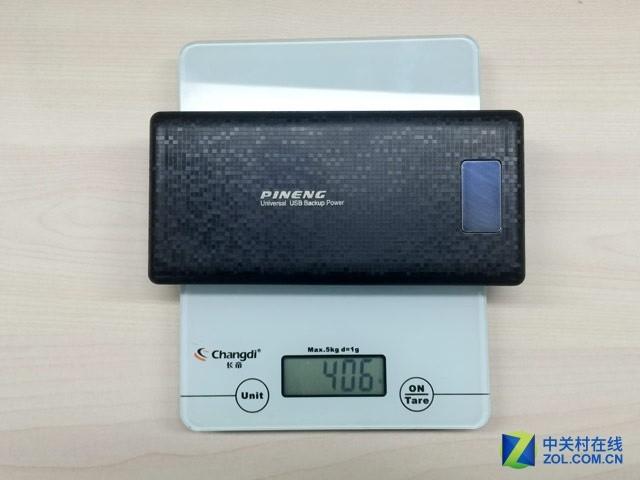 20000mAh电量 品能PN-969移动电源评测