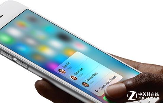 谁说就iPhone6S才能用3DTouch 只需越狱