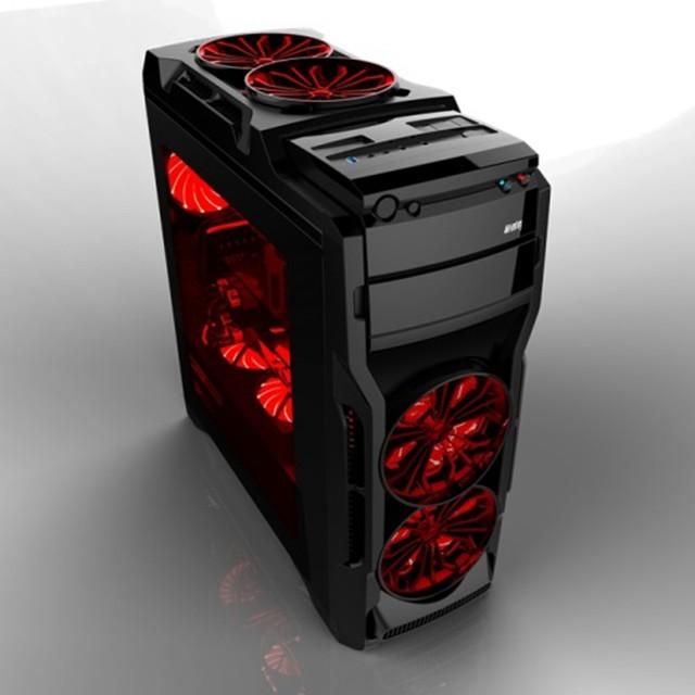 游戏风再度来袭 游戏悍将超级刀锋3游戏机箱