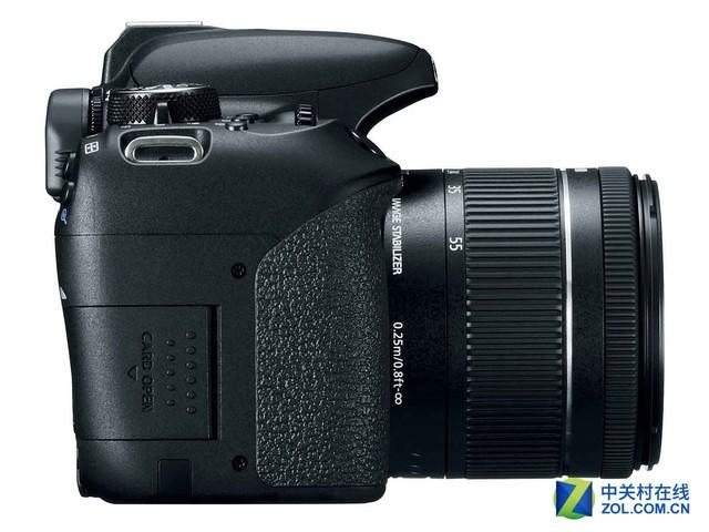 对焦提升至45点 佳能800D单反正式发布