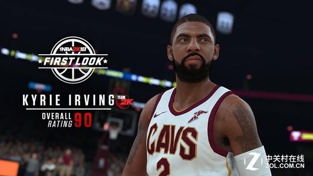 NBA 2K18封面球星转会尴尬 2K要换新封面