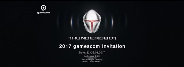 2017科隆游戏展开幕,雷神科技亮相德国