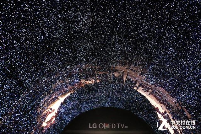 全世界最薄2.57mm!LG G6电视独家体验