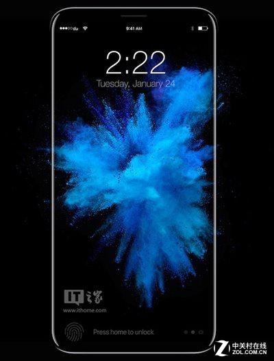 iPhone 8测试机流出 诺基亚低端机曝光