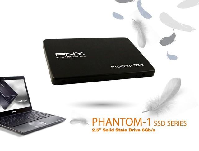 用心打造!PNY SSD 幻象和PNY先锋SSD服务大众!
