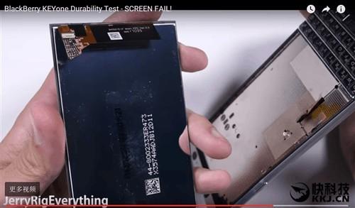 黑莓新机暴设计缺陷:打电话屏幕粘脸上