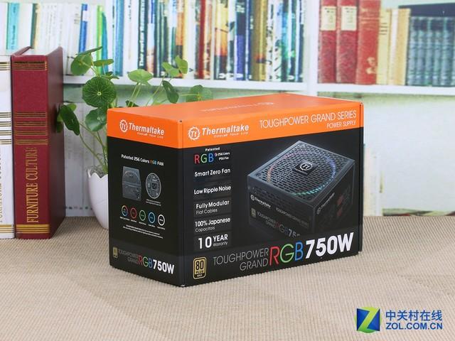 金牌效率RGB体验 Tt TPG RGB 750W评测