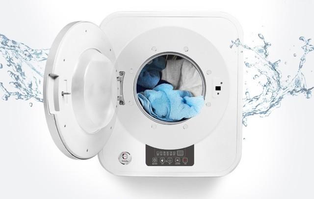 真实用还是假噱头?mini洗衣机到底值不值得买