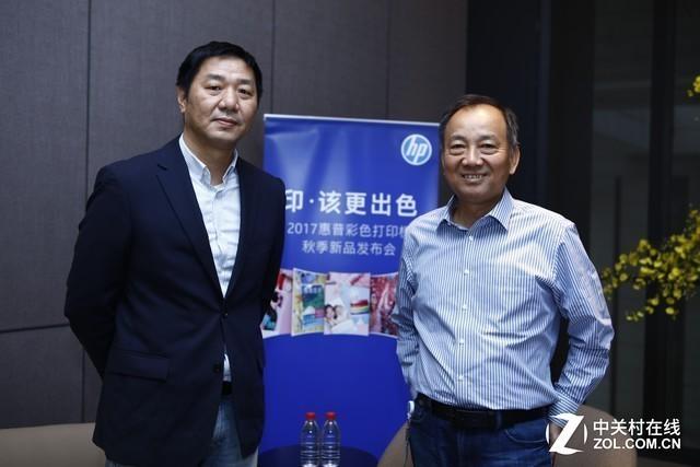惠普庄正松:勇于革新、品质不妥协