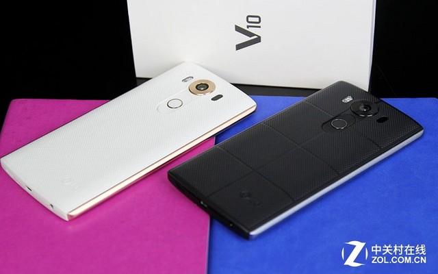 主副双屏新玩儿法 创新旗舰LG V10评测