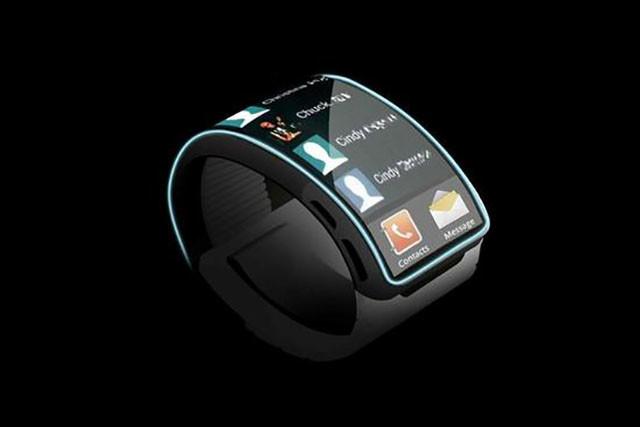 微软公开基于Win10的企业级智能手表