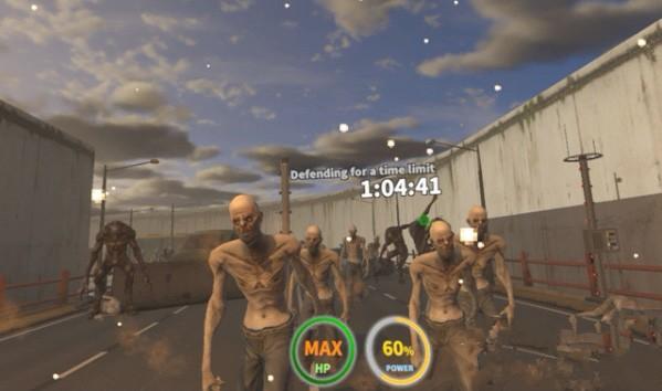 挥双拳击败怪物 VR动作《力量之拳》上线