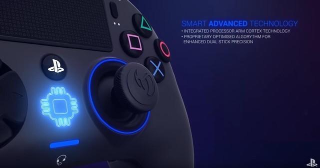 PS4/PC双兼容 Nacon革命精英手柄二发布