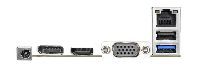 比ITX更小 华擎发布全球首款STX主板