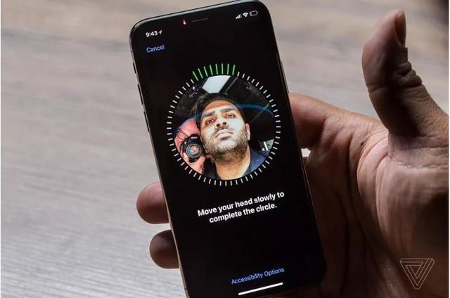 隐私安全?苹果或分享iphonex人脸数据