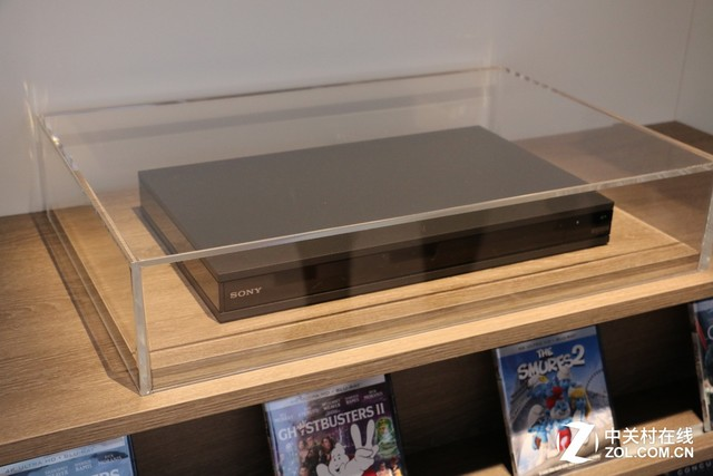 4K时代正式拉开帷幕 索尼HDR蓝光碟机