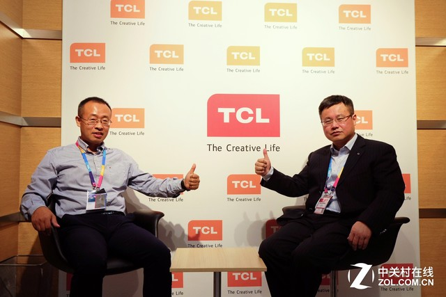 访TCL高层:免污洗衣机让国人为之骄傲