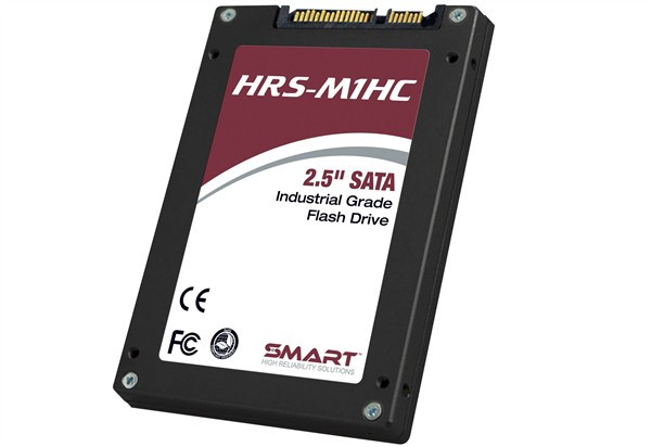 太凶残!SMART HRS发首款工业级8TB SSD