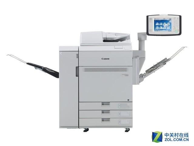佳能发布C850系列彩色数码印刷系统