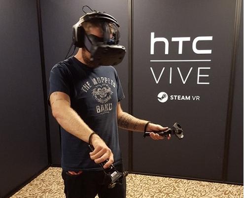 HTC:CES2017上不会发布Vive2先做内容