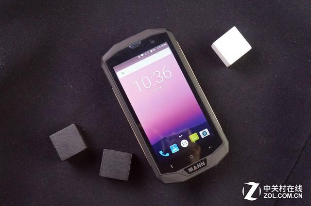 真男人才用的手机:MANN ZUG 5S Q上手