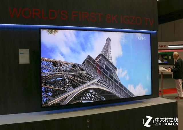 4K都过时了?夏普85吋巨屏8K电视初体验