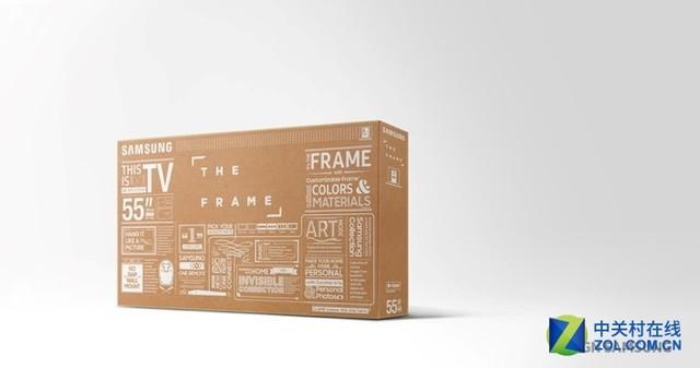 七月国内上市!三星The Frame电视首发