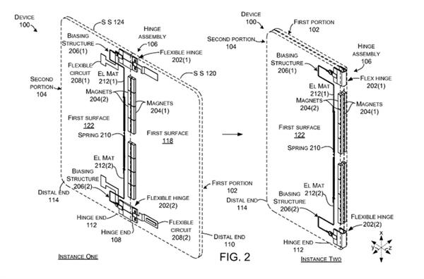 微软脑洞大:Surface Phone竟是折叠屏设计