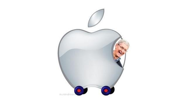 库克首次回应苹果汽车:会有小惊喜