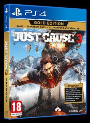 《正当防卫3》黄金版所有DLC武器和载具