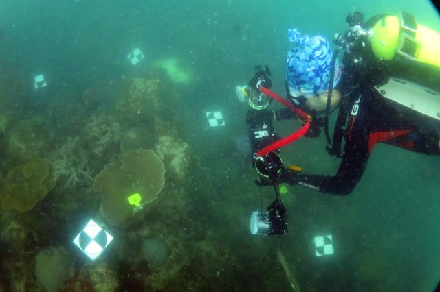 新款VR工具让你在陆地体验潜水的快感