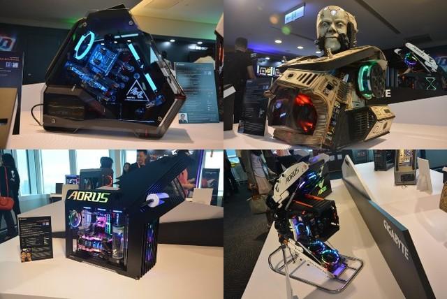 技嘉发表X299 AORUS电竞主板