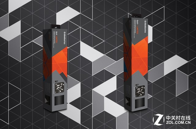 两种不同尺寸 赛睿新款鼠标垫京东首发