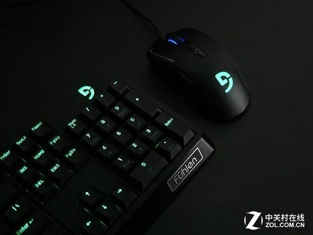 游刃有余 市售热销游戏机械键盘推荐
