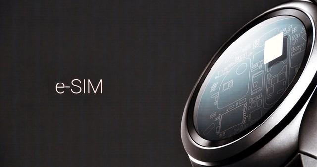 脱离手机独立使用 三星Gear S3打造eSIM